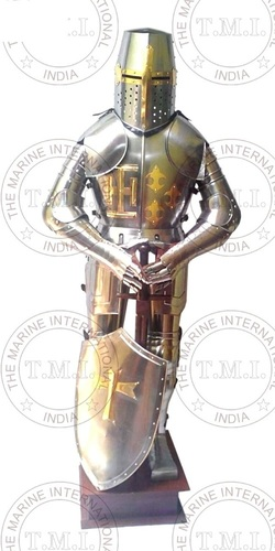Medieval Templar Full Suit Of Armour