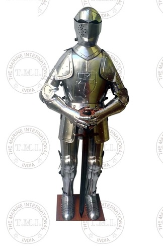 Early Medieval Knight Full Armour Suit