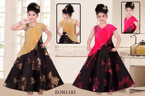 indo western gown suit