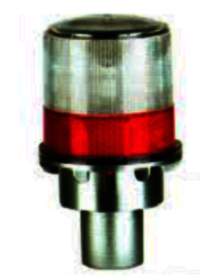 Solar Blinker - Round