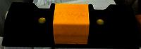 Wheel Stopper PVC