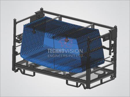 Heavy Material Storage Pallet
