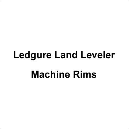 Laser Land Leveler Rims
