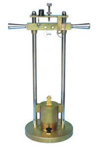 Aggregate Impact Tester  Blow Counter