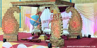 Fiber Carry Mandap