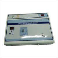 Livo cavitation therapy unit