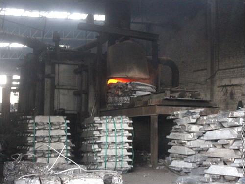 Aluminium Ignots