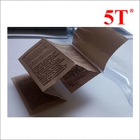Customized Three Layer Label with Leaflet