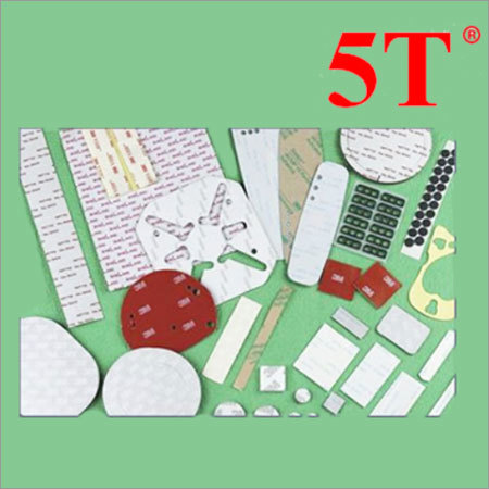 Electronics Die Cut Double Sided Adhesive Labels