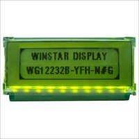 122x32 Graphic Mono Display LCD Module