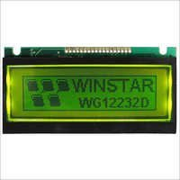 122 x 32 Graphical LCD Displays