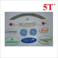 3D Epoxy Resin Stickers