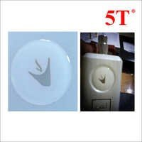 3D Dome Stickers for Perfume Bottle