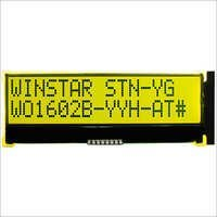16x2 COG I2C LCD Display Module