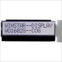 16x2 COG LCD Module