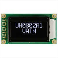 8x2 VATN Display with Highlight White LED Backlight