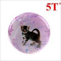 Cat Epoxy Sticker