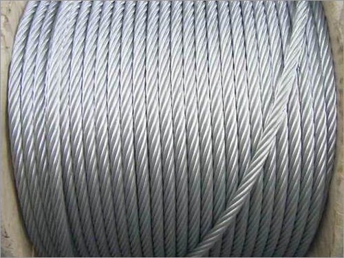 Galvanized Steel Wire Ropes Manufacturer in Bhilai,Galvanized Steel ...