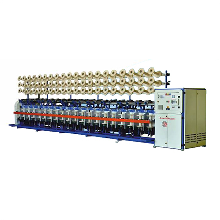 Ring Doubling Machine
