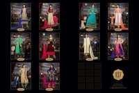 Riddhi Siddhi Fashion Design Strath Salwar KAmeez