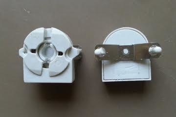 T8 FTL Lamp Holder V Type for fluorscent lamps