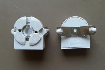 T8 FTL Lamp Holder V Type for fluorscent lamps