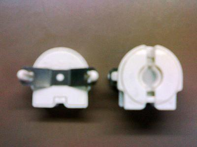 T-8 Lamp Holder Compact type