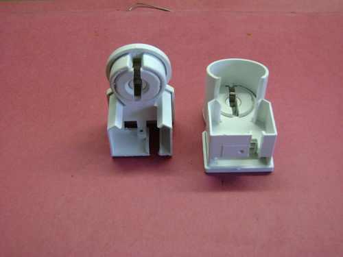 T-8 Microslim Lampholders