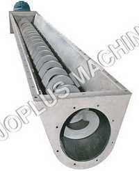 WASTE 'U' SCREW CONVEYOR