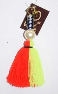 TWO SHADE PULLAR TASSEL
