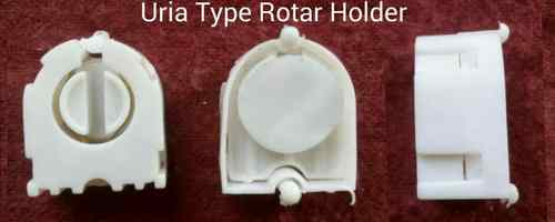 T8 Rotor Holder in Plastic uria