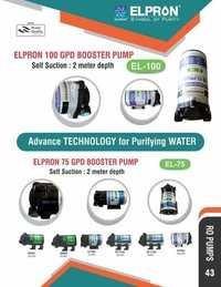 ELPRON 100/75 GPD BOOSTER PUMP