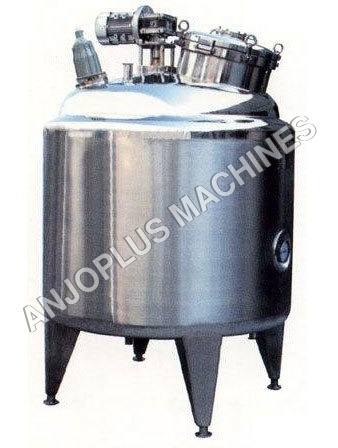 INSULATED PULP  STORAGE TANK