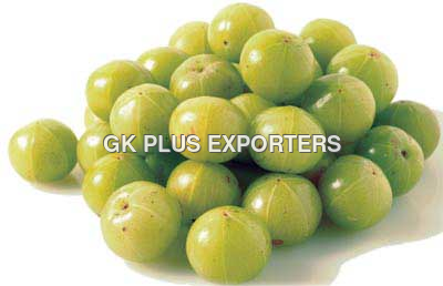 Fresh Green Amla