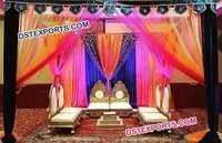 Wedding Small Vedi Chairs