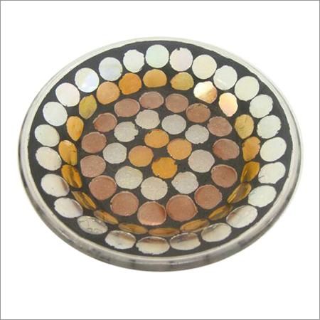 Plaint Glass Dish