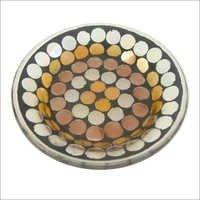 Plain Glass Dish