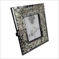 Crackle Mosaic Photo Frame