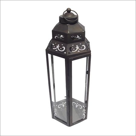 Decorative Metal And Glass Lanterns