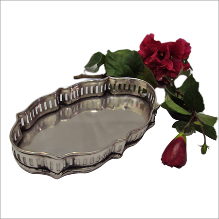 Designer Metal Tray
