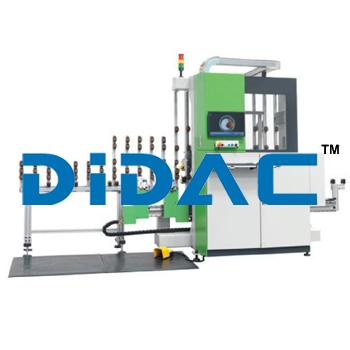 New Vacuum Pod CNC Machine