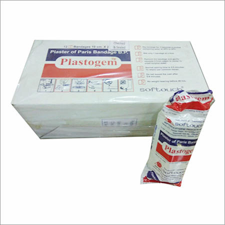 Plaster Bandage In Ahmedabad, Plaster Bandage Dealers