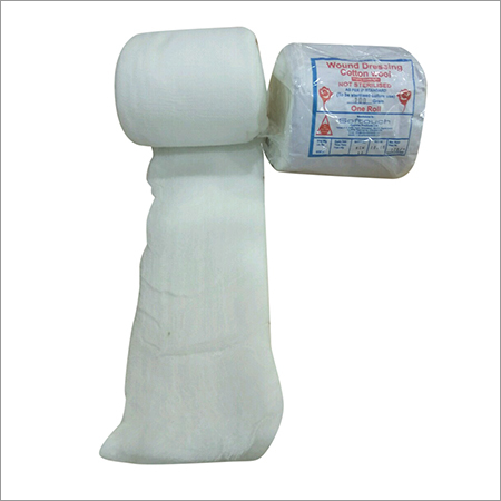 Wound Dressing Cotton Wool