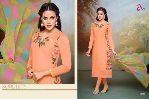 DAIRY Milk VOL-16 Chanderi Cotton Suits