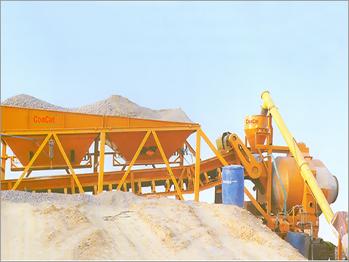 Concat RDM-Series Concrete Batching & Mixing Plant