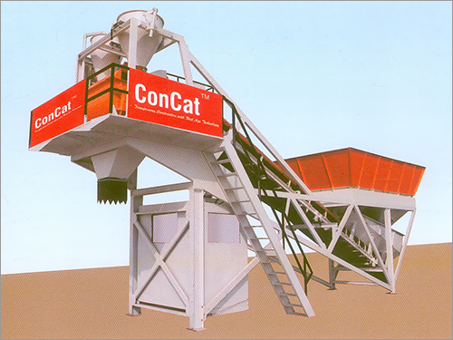 Concat-TSM-CPM Series Concrete Batching & Mixing Plant