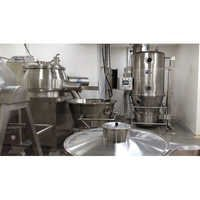 Tablet Granulation Line