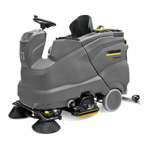 SCRUBBER DRIERS RIDE-ON