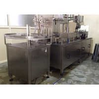 Liquid Filling & Sealing Line