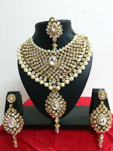 Bridal Kundan Set